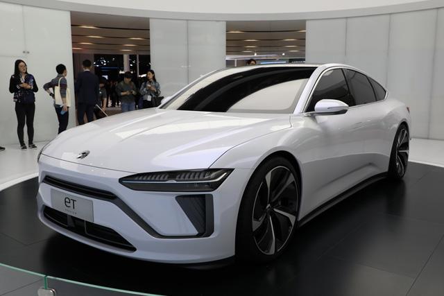 上海车展|三大造车新势力新车盘点