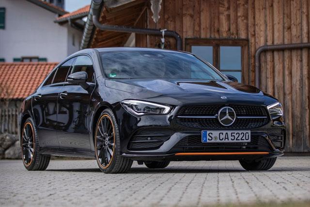 图集|小号豪华轿跑个性选择 新一代奔驰CLA