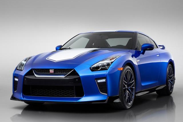 新车|诞生半世纪 日产GT-R 50年纪念版发布