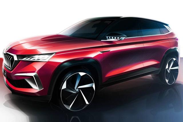 新车|上汽斯柯达柯米克GT 将于2019年问世