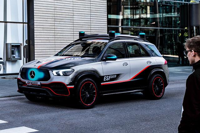 科技|汽车变身电子警察?解读奔驰ESF2019