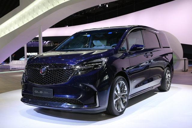 新车|别克新GL8年内上市 基于概念车打造