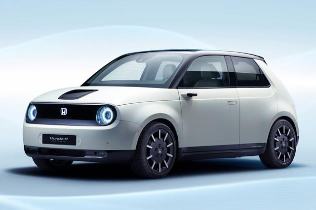 新车|本田e海外开放预订 提供五种车身颜色