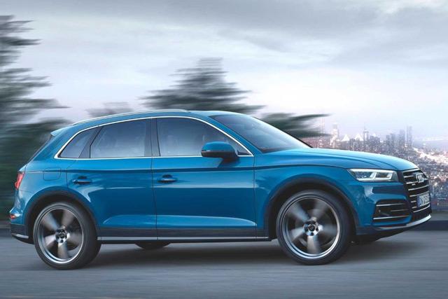 新车|第三季度欧洲上市 奥迪Q5插电混动版曝光