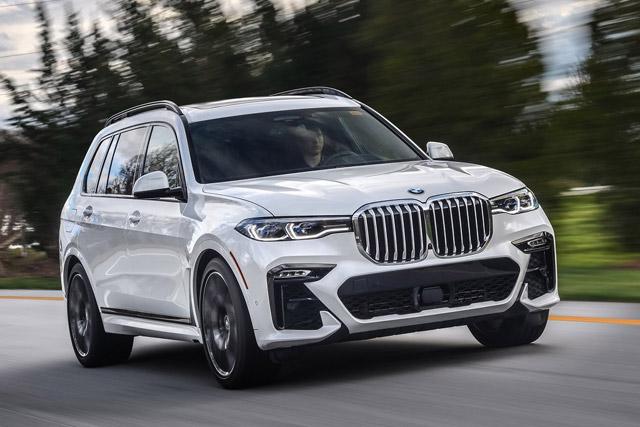 新车|搭4.4T V8 宝马X5/X7 M50i车型8月投产