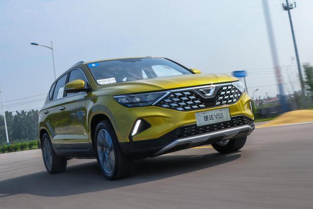 新车|1.4T+6AT 捷达首款SUV车型将上市