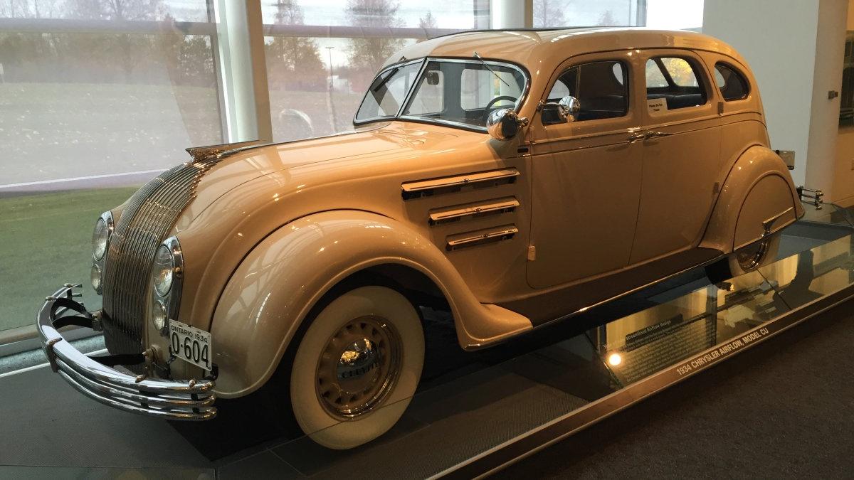 20世界30年代的Airflow车型