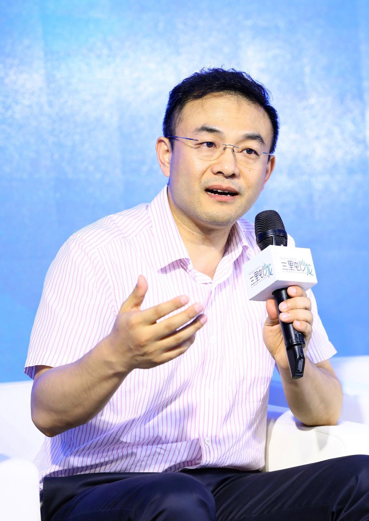 北汽新能源总经理郑刚