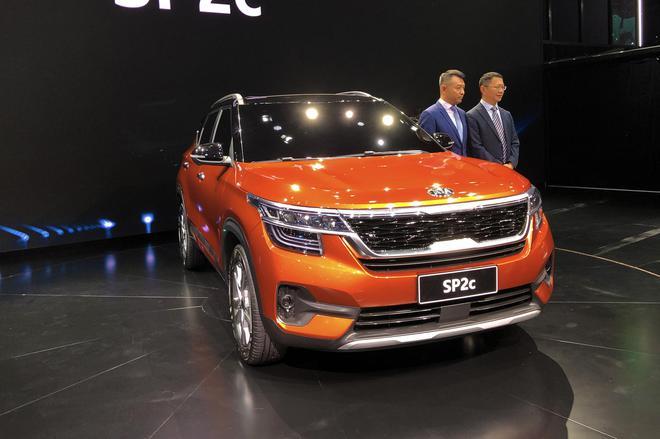 东风悦达起亚全新SUV SP2c 定名为全新一代傲跑