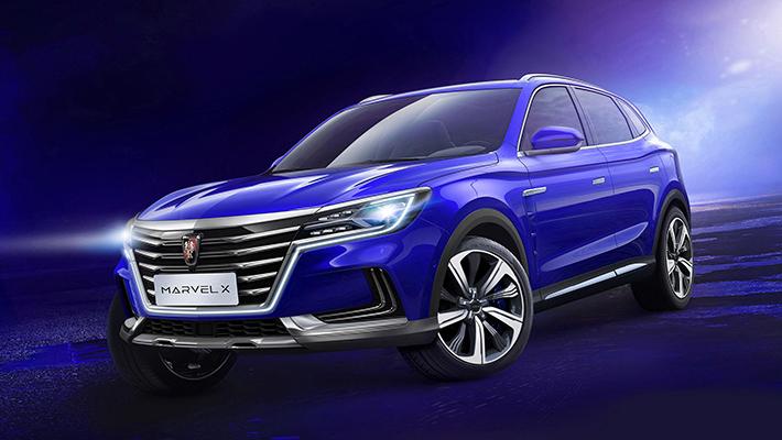瞄准中高端市场 荣威MARVEL X新车前瞻