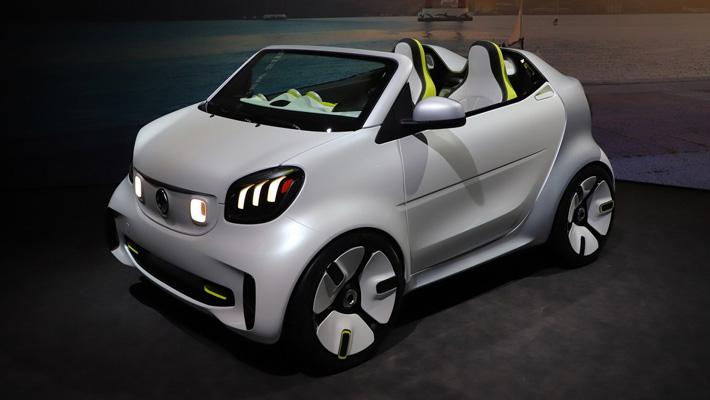 2018巴黎车展这些新能源汽车值得一看