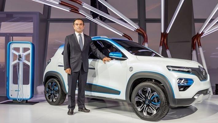 访雷诺亚太区总裁 雷诺将发力中国电动车市场