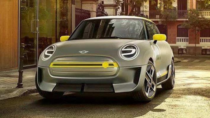 宝马未来3年将推4款纯电车 电动MINI明年开卖