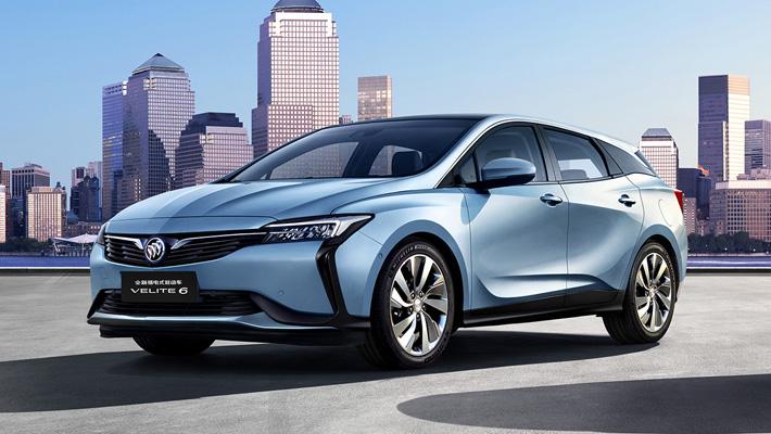 别克两款新能源车即将国产 规划产能8.8万辆/年