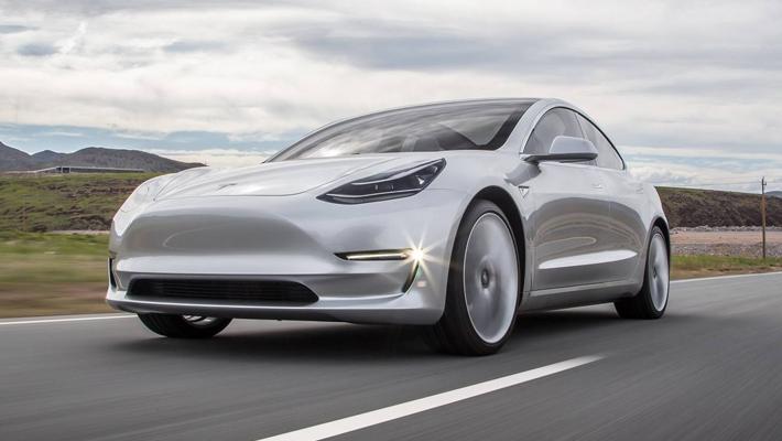 售49.90万起 特斯拉Model 3开放预订