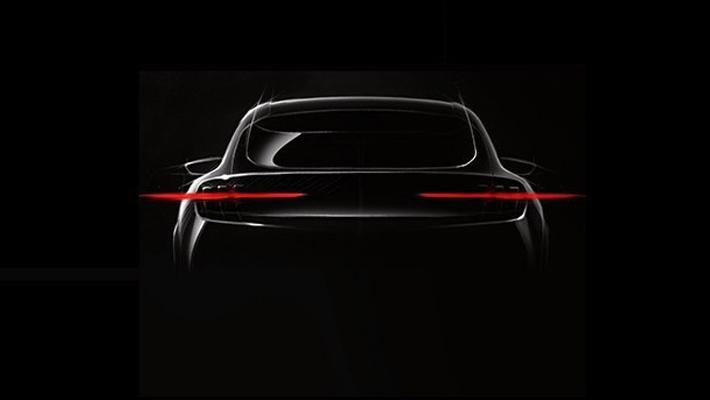 福特跨界纯电版Mustang或2020年亮相