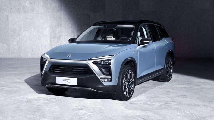 """50万的""""国产""""电动汽车蔚来ES8到底值不值得买?"""