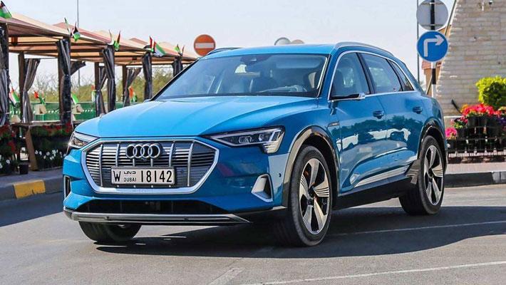 奥迪新车计划 2025年前推30余款电动车