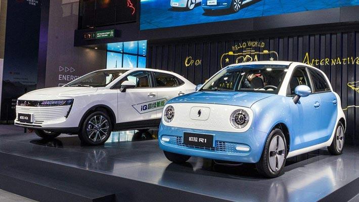 新能源汽车怎么选?这5款车型很抢眼