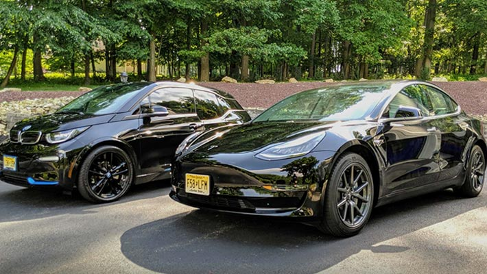 为什么我会选择宝马i3和特斯拉Model 3?