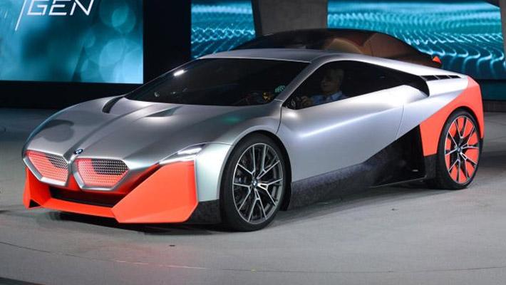 将替代i8 宝马全新混动跑车或命名i12