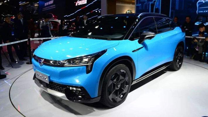 Aion LX北京区域上市 补贴后售24.96万起