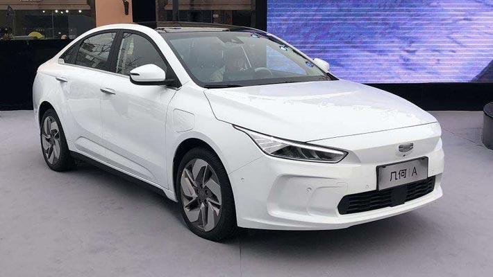 买电动汽车推荐这俩款 9月份销量还不错