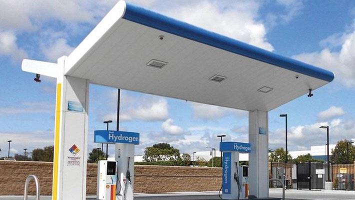 初具基础 氢燃料电池汽车驶入快车道