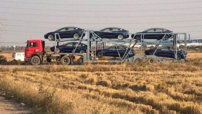 周产量已达千辆 国产版Model 3交付在即
