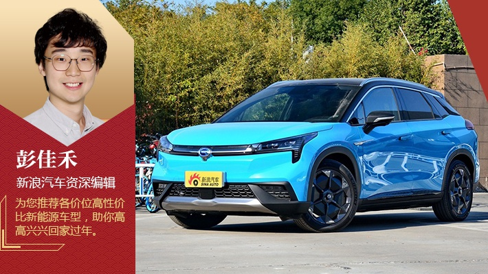 回家过年开什么车 各价位最具性价新能源车推荐