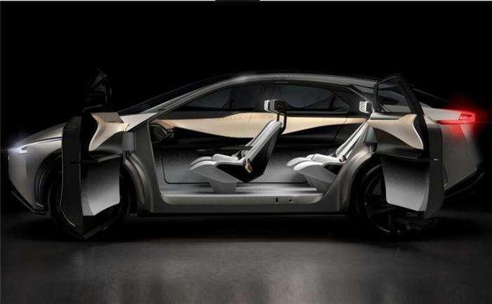 IMx KURO零排放概念车