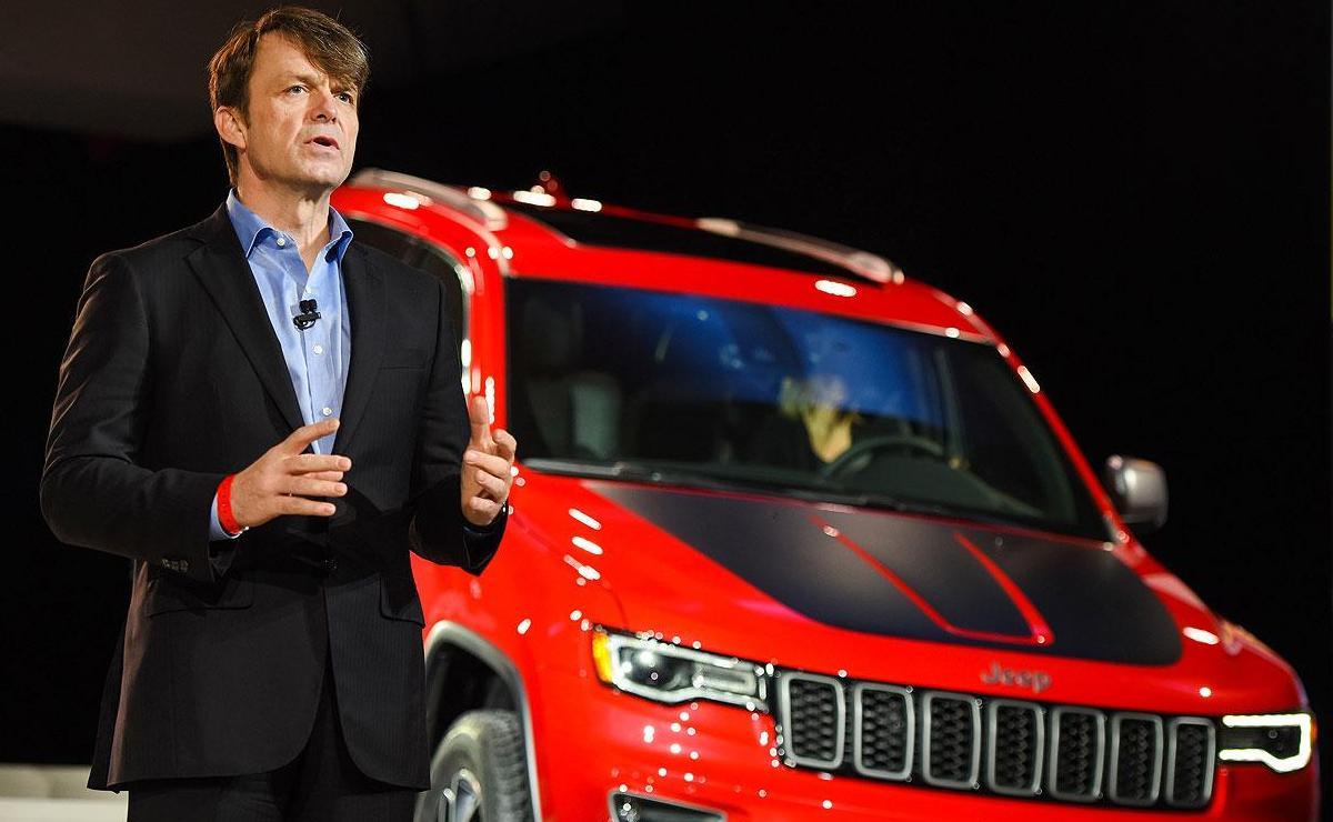 马尔乔内因病卸任 Jeep总裁麦明凯接任FCA CEO