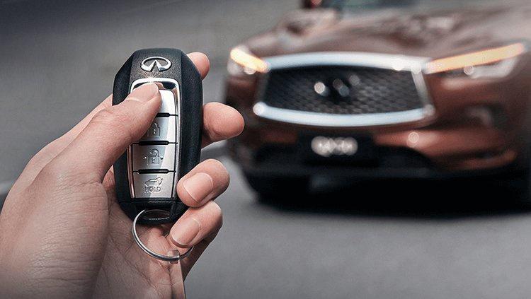 颜值在线 内在提升 2020款英菲尼迪QX50上市 售33.38万元起