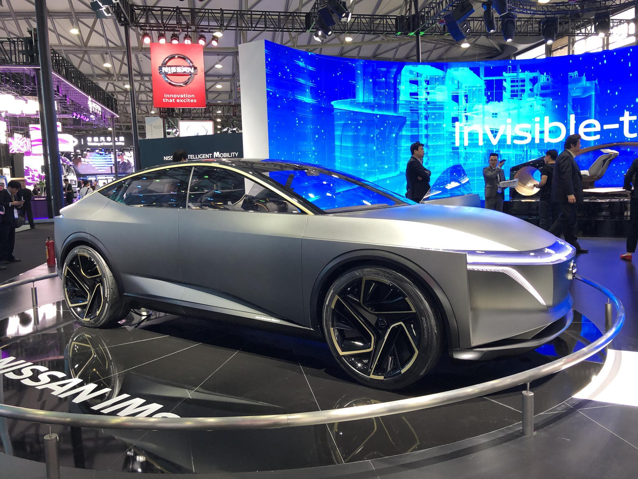 2019亚洲CES:日产汽车诠释未来出行