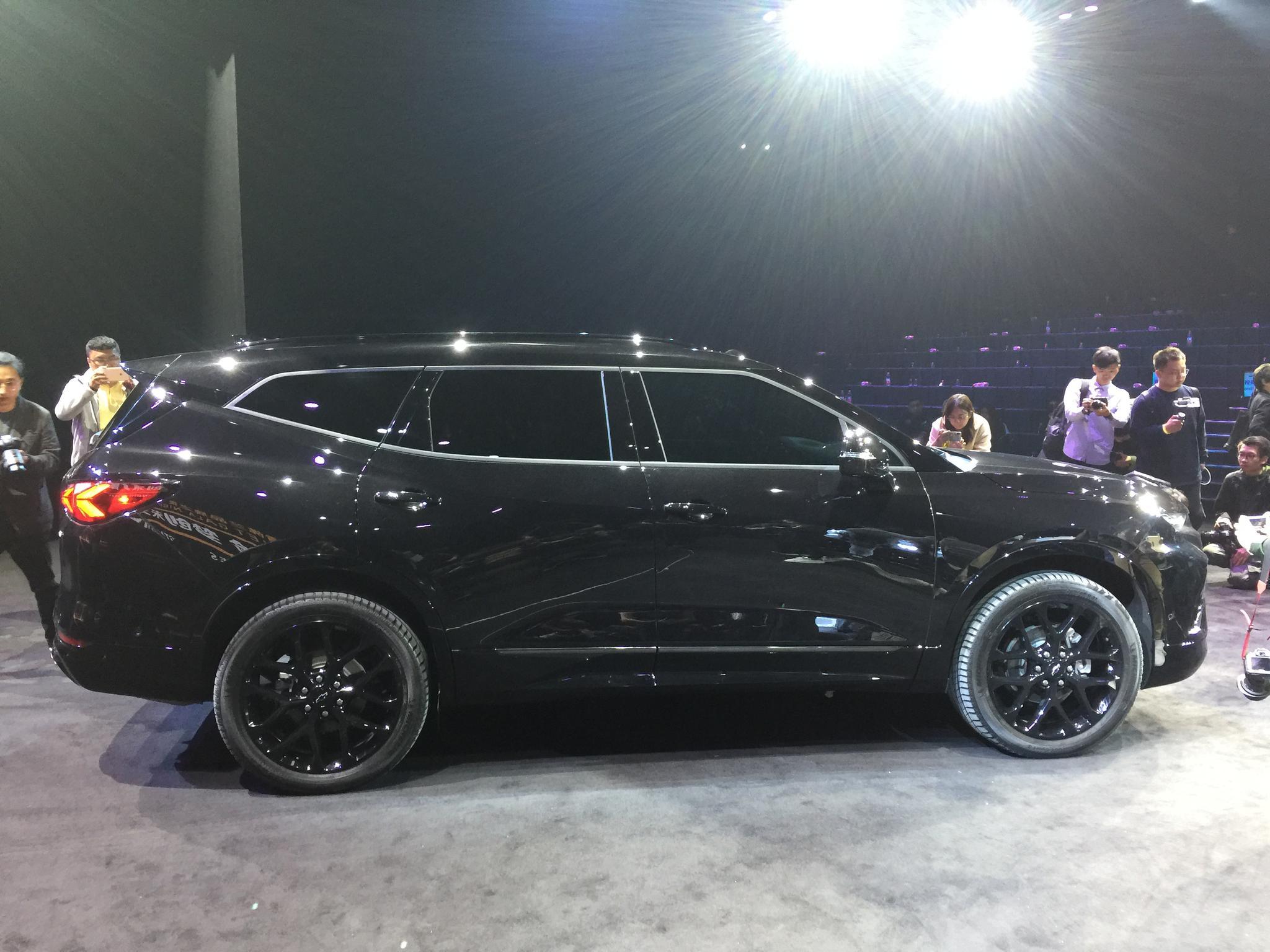 大发分分彩开户要求,雪佛兰品牌之夜 开拓者/畅巡两款新车首发