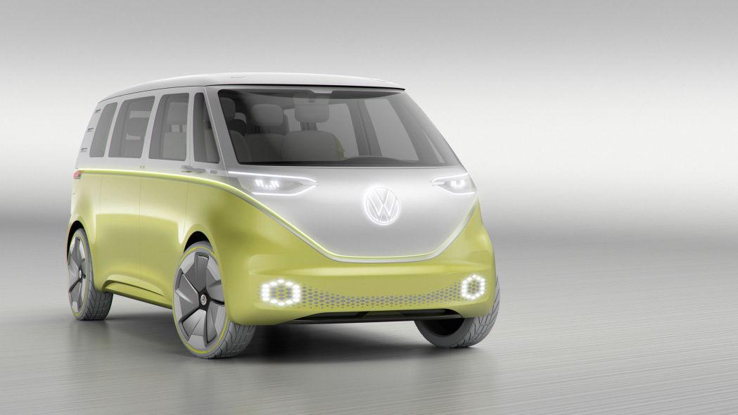 2020CES:大众汽车创建自动驾驶研发部门