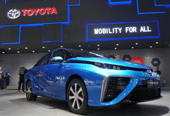 积累·进取·开放 从电动化看丰田未来移动出行