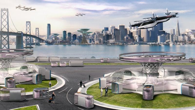 2020CES:现代将推飞行汽车 看国外网友怎么评论