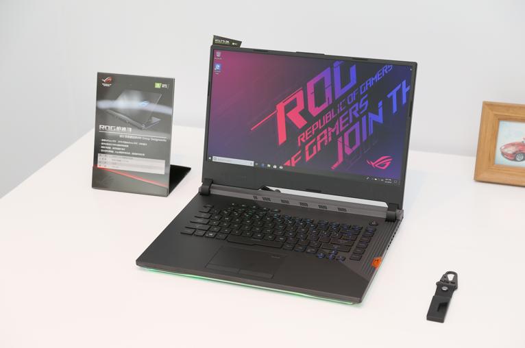 游戏本天生王者 ROG枪神3创新设计行业领跑