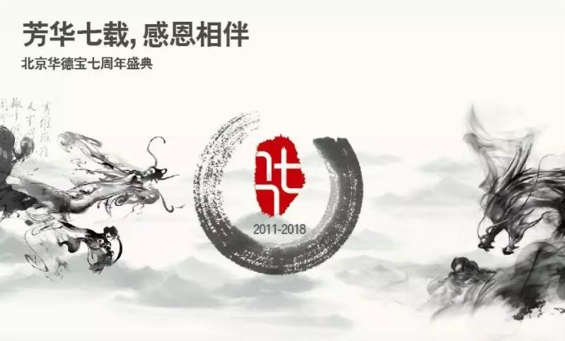 北京华德宝宝马店 11月店庆活动开始