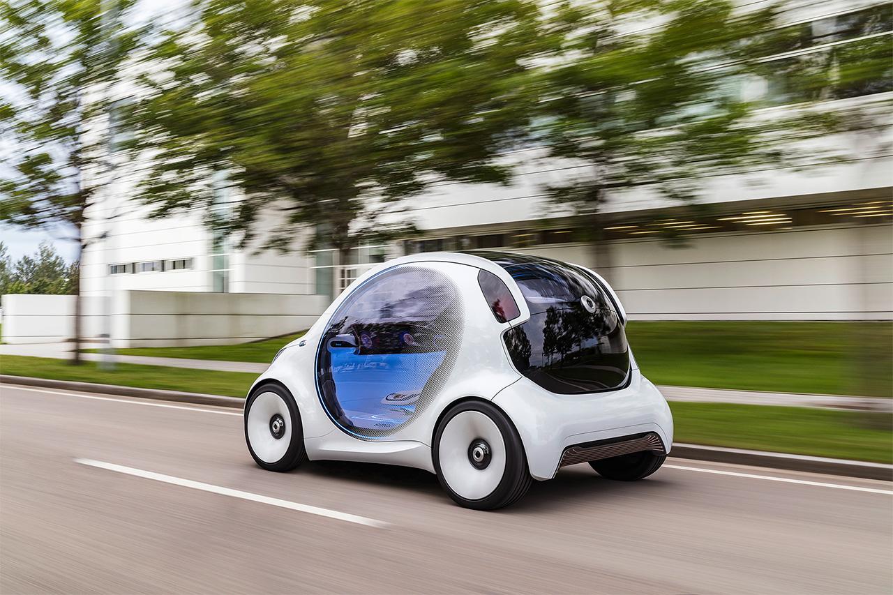 探索未来的科技之窗 亲临奔驰CESAsia科技日
