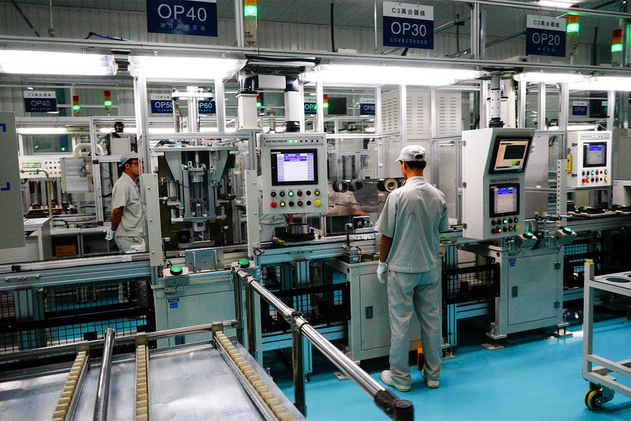 新能源当道传统供应商如何应对 专家团走进东安汽发