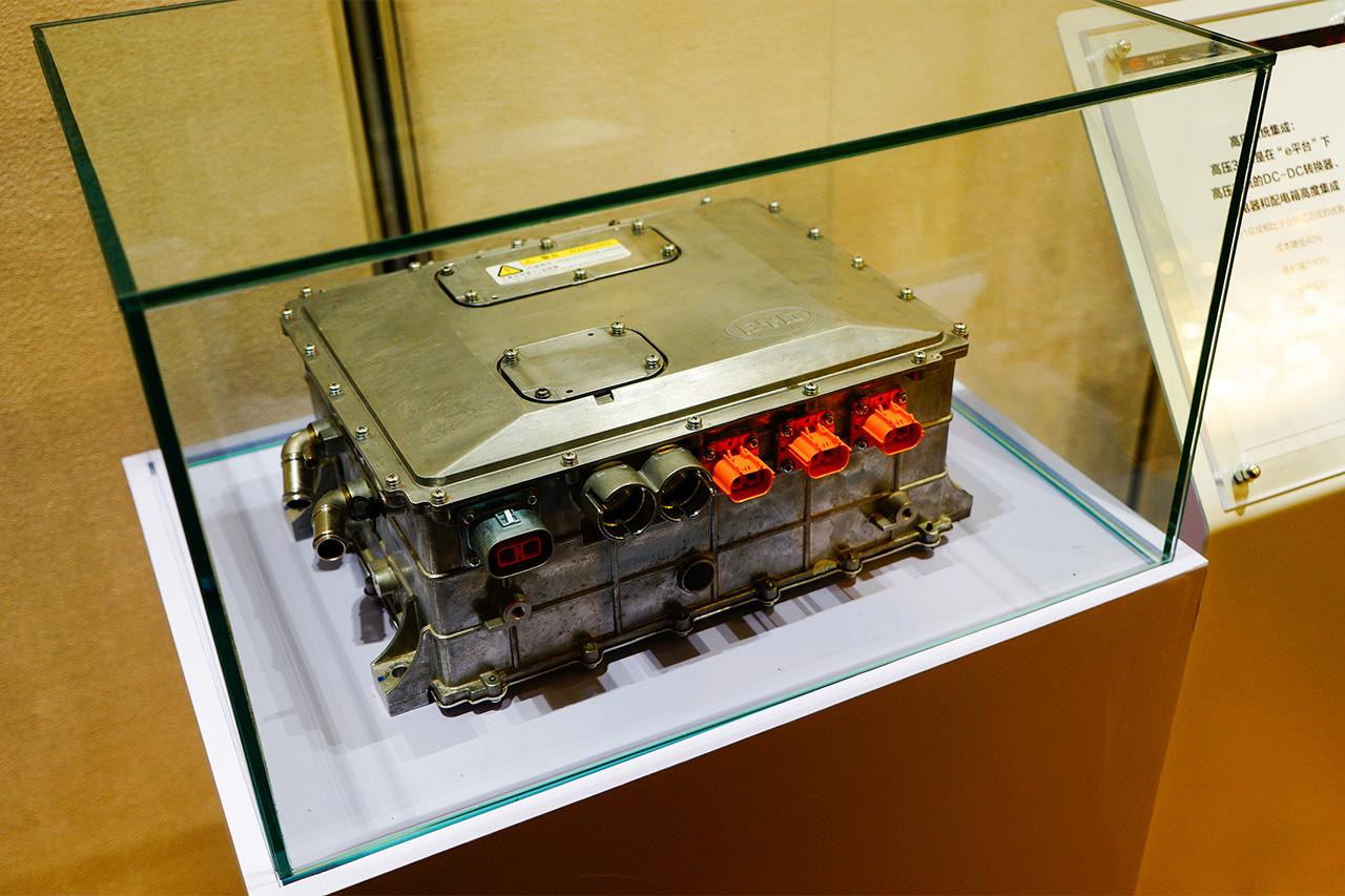 """不断进取 比亚迪打造电动车模块化""""e平台"""""""