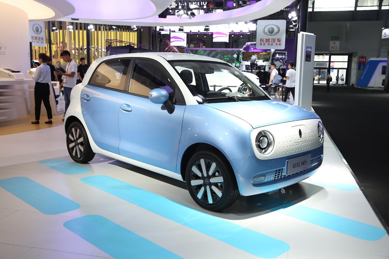 2019亚洲CES:长城汽车重新定义出行