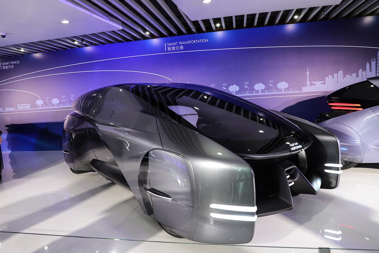 华人运通概念车