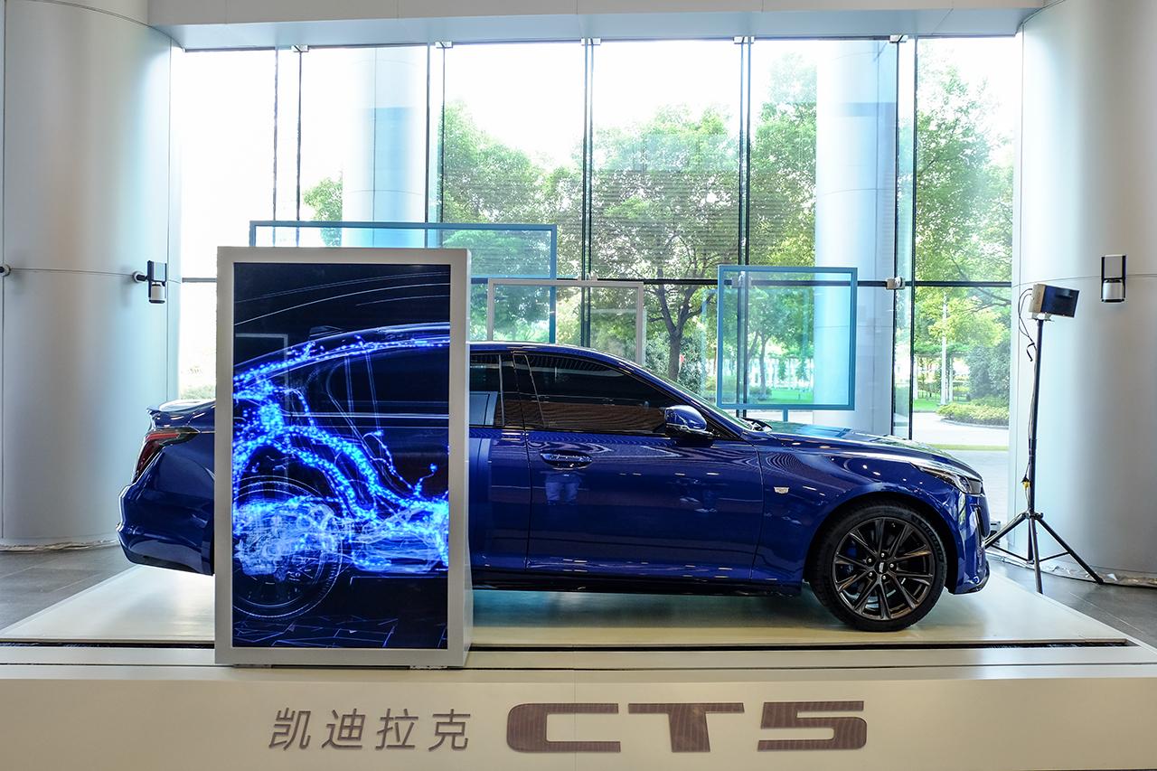 CT5电子架构透视演示