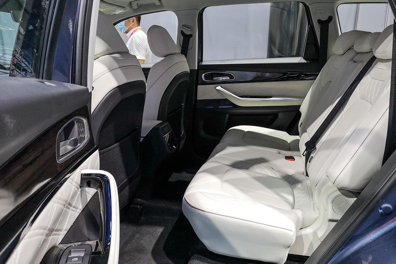 2020北京车展:星途VX发布预售价17.00-18.00万元