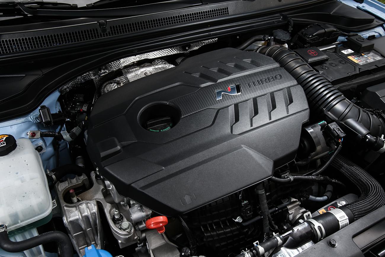 N系列2.0T发动机