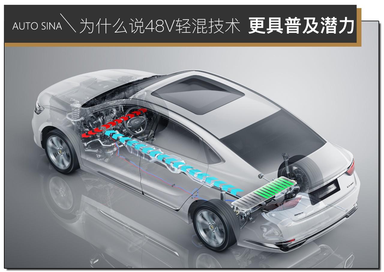 与双擎抢市场 为什么说48V轻混技术胜算更大