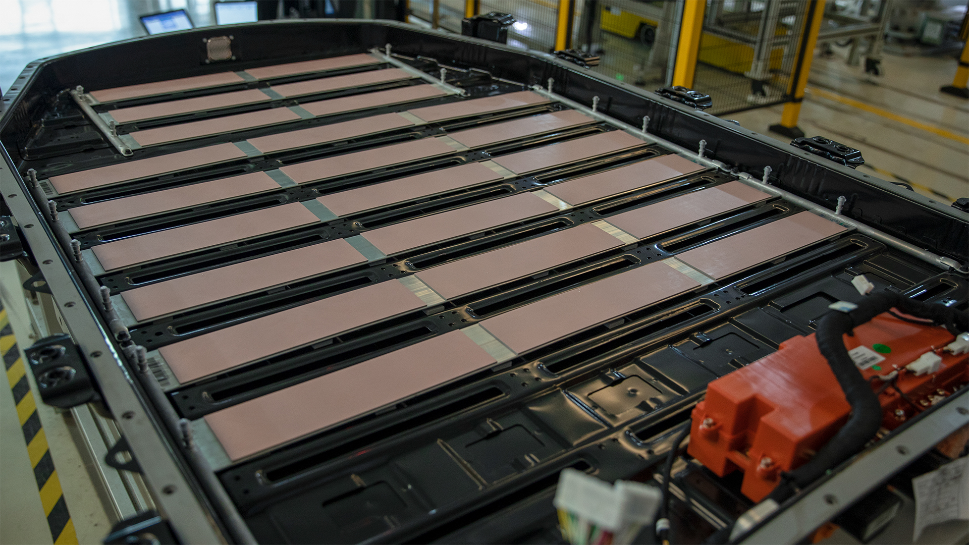铝制水冷板及导热硅脂材料
